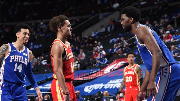 Would 76ers or Hawks pose a tougher challenge to the Nets?