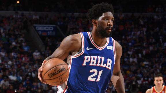Embiid's 40, Shake Milton's spark off the bench lead 76ers to Game 2 win