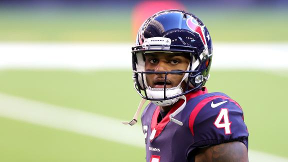 When will the Texans be willing to trade Deshaun Watson?