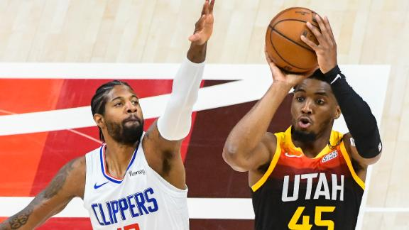 How should the Clippers game-plan for Donovan Mitchell in Game 3?