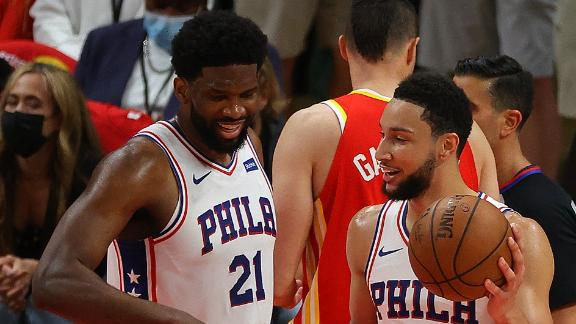 76ers get production from everywhere in Game 3 win