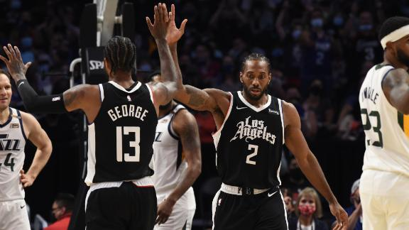 Kawhi, PG lead Clippers to crucial Game 3 win