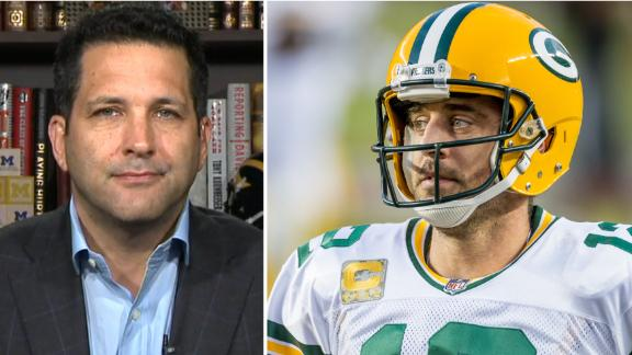 Schefter: Packers' execs are only making the Aaron Rodgers saga worse