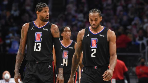 Kawhi, PG-13 combine for 62 points to help Clippers tie the series