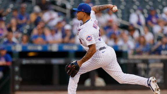 Taijuan Walker fired up after setting career high in K's