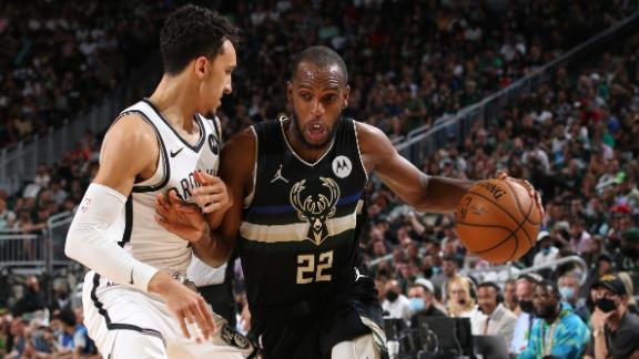 Bucks force Game 7 behind Middleton's stellar 38-point performance