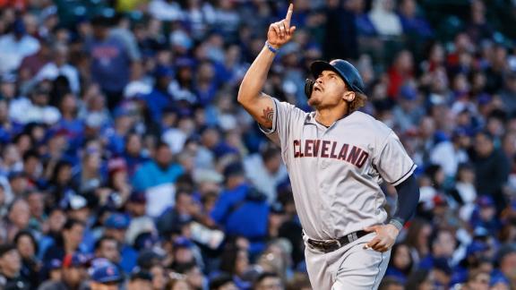 Naylor belts 2-run homer vs. Cubs
