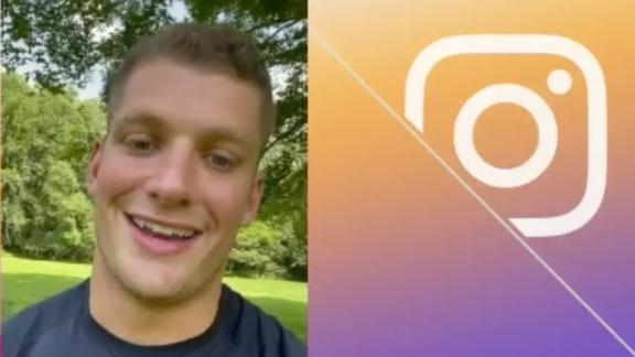 Carl Nassib becomes first active NFL player to announce he is gay