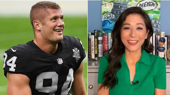 Kimes hopes Nassib's reveal will pave the way for other gay athletes