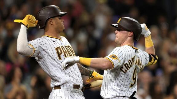 Why the Padres are soaring in the power rankings?