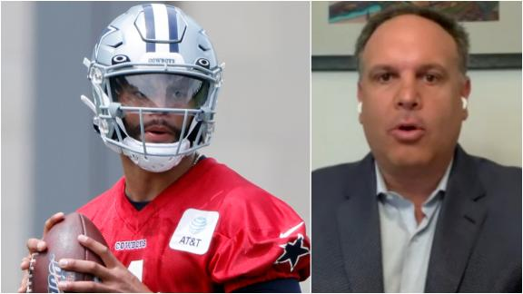 Why Tannenbaum has high expectations for Dak and the Cowboys