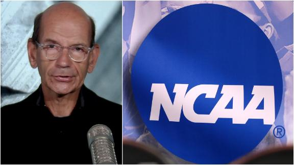 Finebaum: The NCAA is 'worthless' after NIL decision