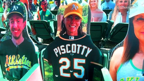 How the A's cutouts for an ALS cure had a major impact