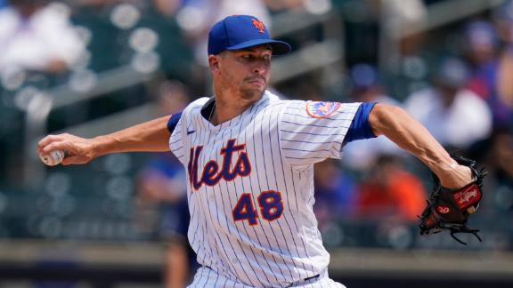 Taking stock of deGrom's decision to skip ASG