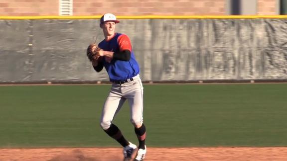 Colson Montgomery's MLB draft profile