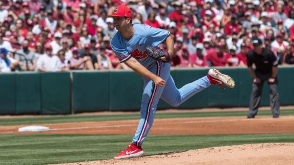 Gunnar Hoglund's MLB draft profile