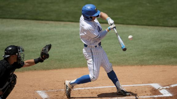 Matt McLain's MLB draft profile
