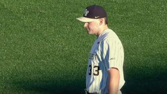 Ryan Cusick's MLB draft profile