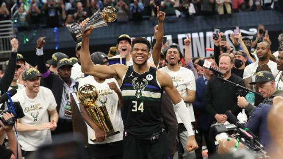 Can the Bucks win another title next year?