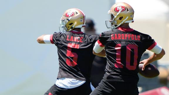 Why a QB battle in San Francisco is a good thing
