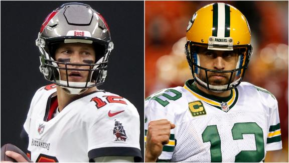 Has Tom Brady inspired Aaron Rodgers to be more outspoken?