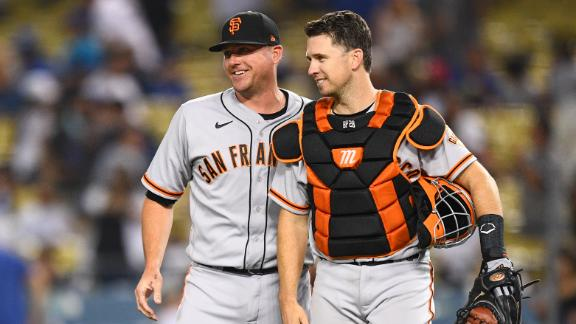 Why the Giants are still atop the MLB power rankings