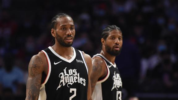 Relive Kawhi's 2019 signing with the Clippers with another decision looming