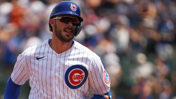 Kris Bryant traded to the Giants