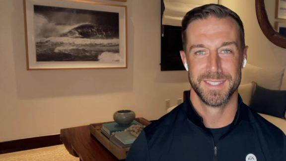 Alex Smith takes issue with the Madden 22 QB ratings