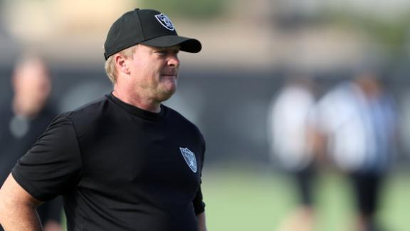 Should Jon Gruden be on the hot seat this season?