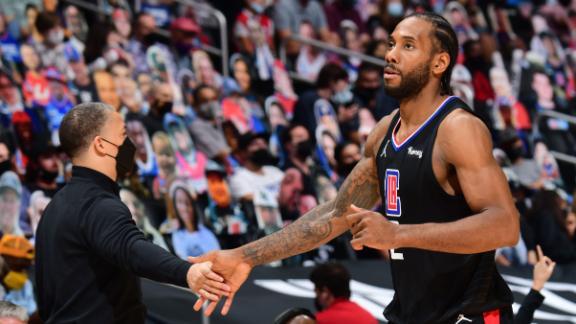 Marks: Clippers guarantee Kawhi will return