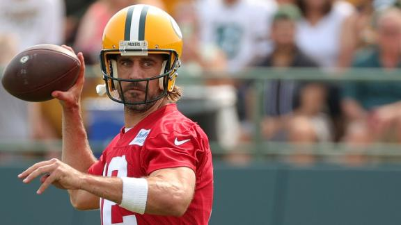 Will Aaron Rodgers replicate his numbers from last season?
