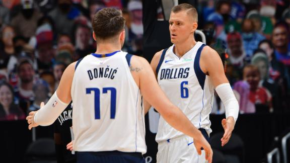 Does Dallas have enough around Luka Doncic?