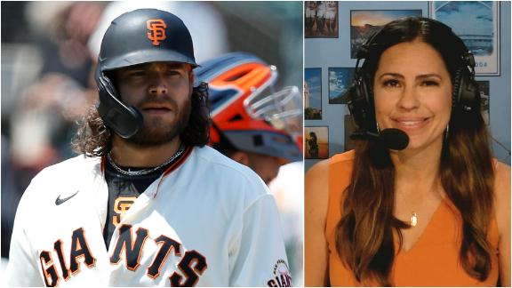 Why the Giants sit atop Jessica Mendoza's MLB power rankings