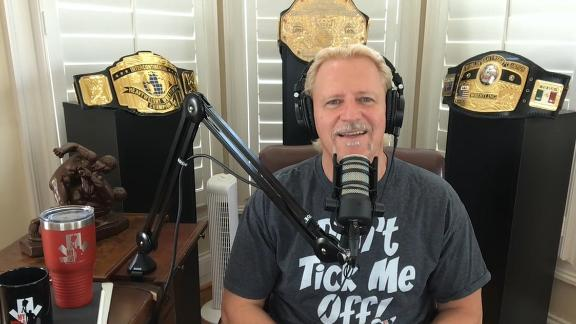 What Jeff Jarrett looks for when scouting athletes for professional wrestling