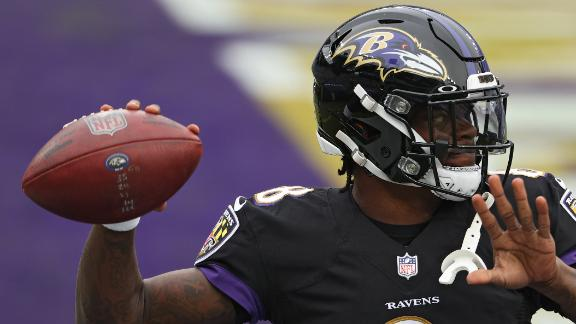 Does Lamar Jackson need to throw more to diversify Ravens' offense?