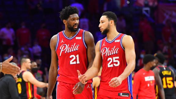 Stephen A. worried by looming questions about Ben Simmons and the Sixers