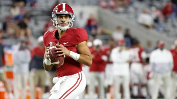 Bryce Young ready to be the next great Alabama QB