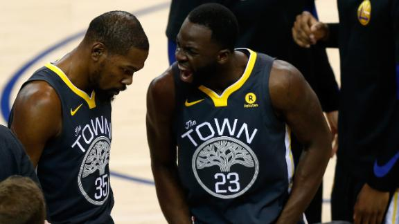 Who's to blame for the Warriors' breakup?