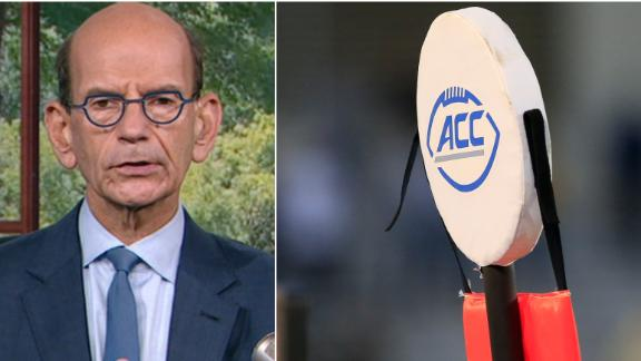 Finebaum: ACC, Big Ten, Pac-12 alliance is 'embarrassing'