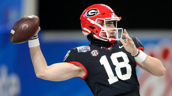 JT Daniels taking Georgia's offense to new heights