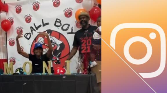 Prized recruit Emoni Bates commits to Memphis