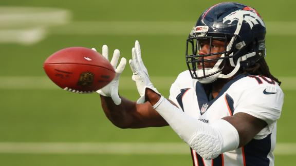 Why steadier QB play will help Jeudy shine with the Broncos
