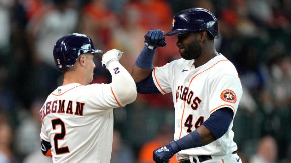 Why the Astros are MLB's most dangerous team right now