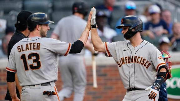 Why the Giants have been MLB's biggest surprise this season