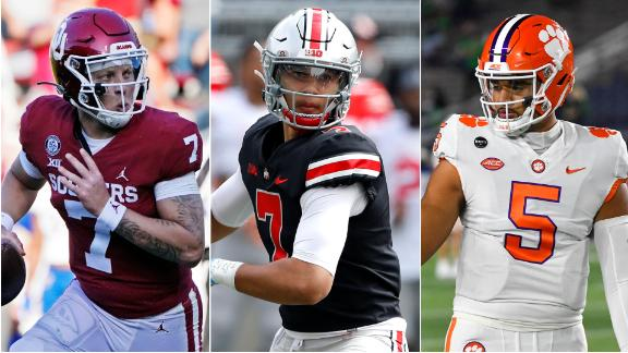 Who will win the Heisman Trophy in 2021?