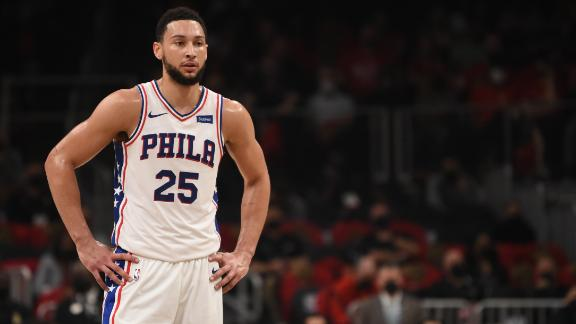 Will the Ben Simmons-Sixers saga get messier?