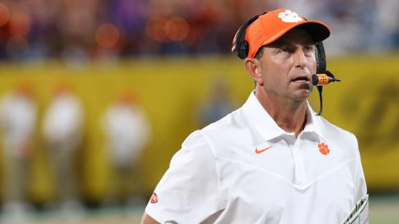 Is this the beginning of the end for Clemson football?