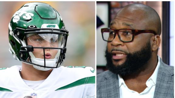 Marcus Spears predicts Zach Wilson will have more success than Mac Jones