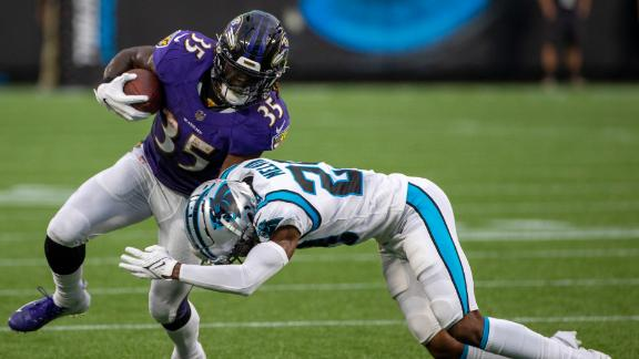 Ravens' backfield situation goes from bad to worse